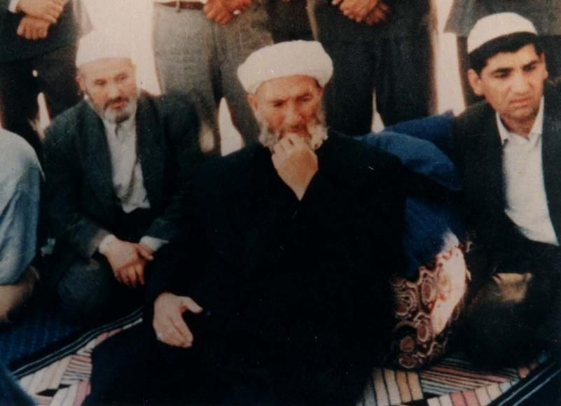 Molla Yahya Pakiş Hz. ile Yapılan Röportaj
